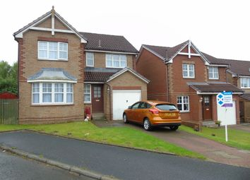 Thumbnail 4 bed detached house for sale in Dalry Place, Chapelhall, Airdrie, North Lanarkshire