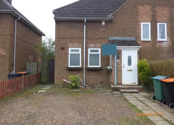 Thumbnail 3 bedroom semi-detached house to rent in Benning Avenue, Dunstable