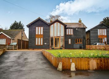 Thumbnail 4 bed detached house for sale in Red Street, Southfleet