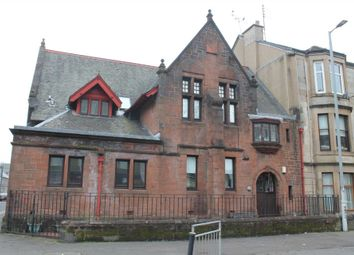 Thumbnail 1 bed flat to rent in Arthur Alison Halls, Paisley