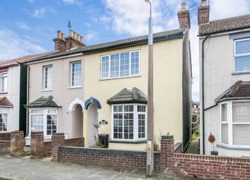 Thumbnail 3 bedroom end terrace house for sale in Lee Road, Dovercourt, Harwich