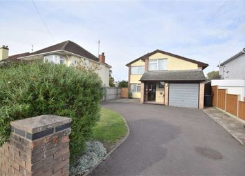 Thumbnail 3 bed detached house for sale in Kingscroft Road, Hucclecote, Gloucester