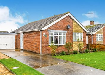 Thumbnail 2 bedroom detached bungalow for sale in Fulford Way, Skegness