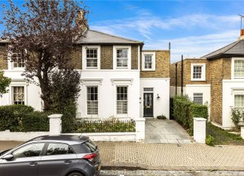 St. John's Hill Grove, London SW11. 4 bed semi-detached house for sale