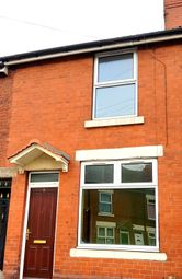 Thumbnail 2 bed terraced house for sale in Hatherley Road, Rotherham