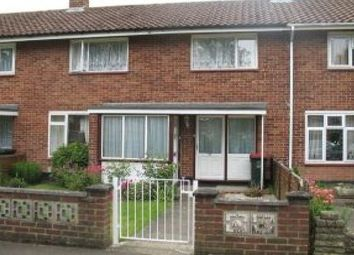 Thumbnail 2 bed terraced house to rent in Fox Close, Crawley