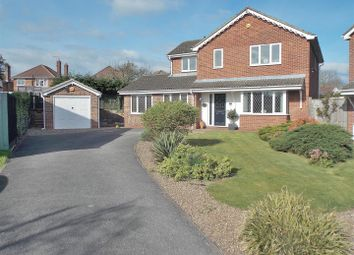 Thumbnail 4 bed detached house for sale in Sheriffs Lea, Toton, Beeston, Nottingham