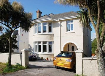 Thumbnail 4 bed detached house for sale in Dracaena Avenue, Falmouth