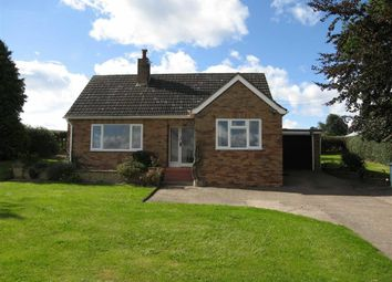 Thumbnail 3 bed detached bungalow to rent in Westbury, Shrewsbury