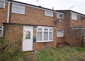 Thumbnail 3 bedroom terraced house for sale in Chesterton Way, Tilbury, Essex