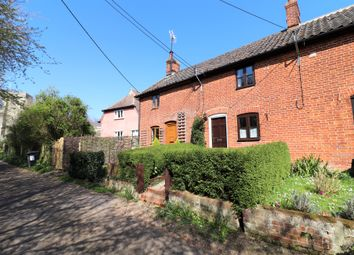 Thumbnail 2 bedroom cottage for sale in Church Lane, Hitcham, Ipswich, Suffolk
