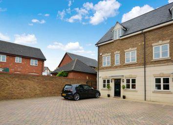 Thumbnail 2 bedroom flat for sale in Ayrton Close, Grange Farm, Milton Keynes