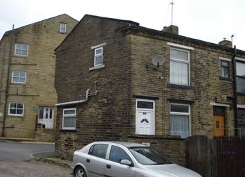 Thumbnail 1 bed end terrace house for sale in Nelson Street, Queensbury, Bradford