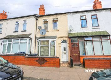 Thumbnail 2 bed terraced house for sale in Newcombe Road, Handsworth