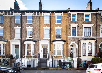 Thumbnail 3 bedroom flat to rent in Downs Road, London