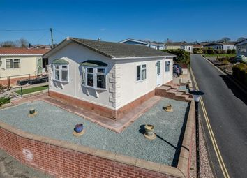 Thumbnail 2 bedroom mobile/park home for sale in 93 Sunny Haven, Howey, Llandrindod Wells