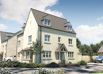 "Thumbnail 3 bed semi-detached house for sale in ""The Portland"" at Kingfisher Road, Bourton-On-The-Water, Cheltenham"