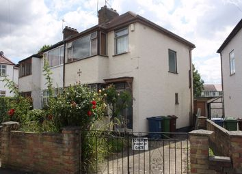 Thumbnail 3 bed end terrace house to rent in Landseer Close, Edgware, Middlesex, U.K