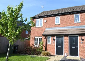 Thumbnail 3 bed semi-detached house to rent in Bates Hollow, Rothley, Leicester