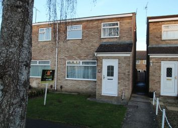 Thumbnail 3 bed semi-detached house to rent in Sandgate, Lower Stratton, Swindon