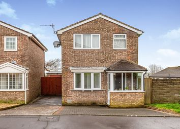 Thumbnail 3 bed detached house for sale in The Chase, Brackla, Bridgend
