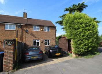 Thumbnail 3 bed semi-detached house to rent in Spring Rise, Englefield Green, Egham