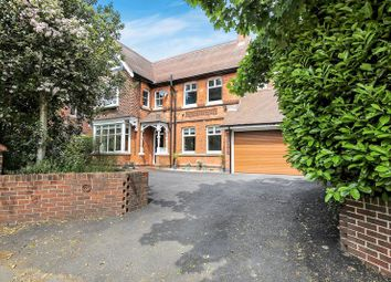 Thumbnail 5 bedroom detached house for sale in Burton Road, Ashby-De-La-Zouch, Leicestershire
