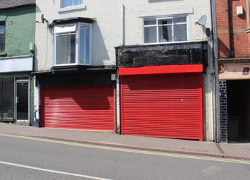 Thumbnail Studio to rent in Bath Street, Ilkeston