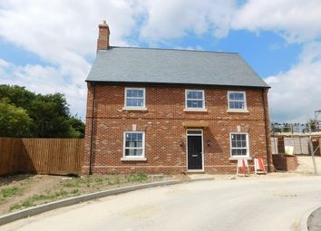 Thumbnail 4 bed detached house for sale in Plot 17, 28 Hill Place, Brington, Huntingdon