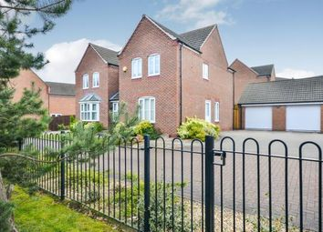 Thumbnail 4 bed detached house for sale in Swallow Crescent, Ravenshead, Nottinghamshire, Notts