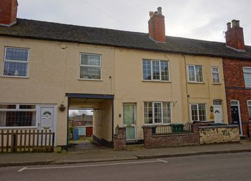 Thumbnail 3 bed terraced house for sale in Bernard Street, Woodville, Swadlincote