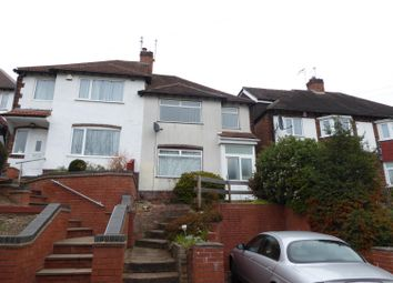 Thumbnail 4 bed semi-detached house to rent in Woodleigh Avenue, Harborne, Birmingham