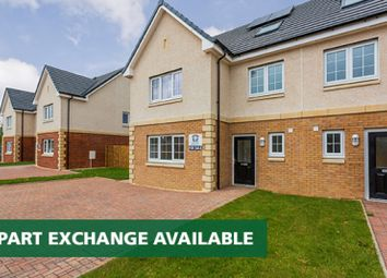 Thumbnail 4 bed semi-detached house for sale in The Crawford, Cumnock, East Ayrshire