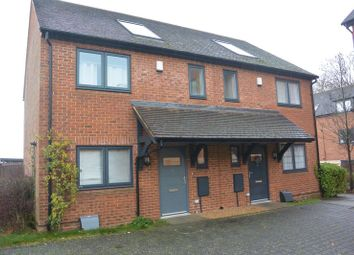 Thumbnail 2 bed semi-detached house for sale in Broadview Close, Kings Worthy, Winchester