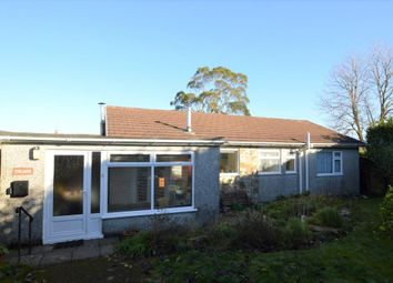 Thumbnail 3 bed detached bungalow for sale in Kilmar Close, St. Cleer, Liskeard, Cornwall