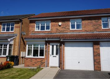 Thumbnail 3 bed semi-detached house for sale in Haydon Drive, Wallsend