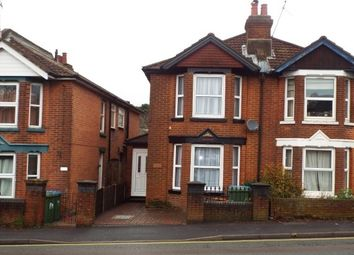 Thumbnail 3 bed property to rent in Oakley Road, Southampton