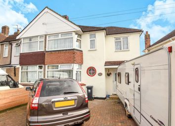 Thumbnail 3 bed end terrace house for sale in Guildford Avenue, Feltham