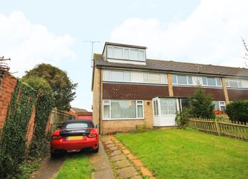 Thumbnail 3 bed end terrace house for sale in Betchley Close, East Grinstead