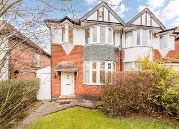 Thumbnail 3 bed detached house for sale in Durley Dean Road, Selly Oak, Birmingham