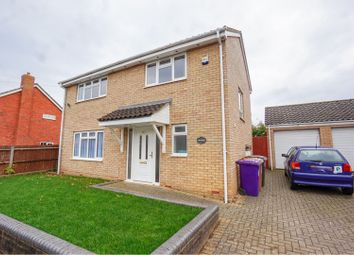 Thumbnail 3 bed detached house for sale in St. Johns Road, Hitchin