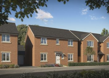 "Thumbnail 4 bed detached house for sale in ""The Ogmore"" at Abergavenny Road, Gilwern, Abergavenny"