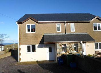 Thumbnail Semi-detached house for sale in 8, Llys Eben, Clynnog Fawr