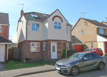 Thumbnail 6 bed detached house for sale in Hayfield, Stevenage