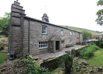 Thumbnail 5 bed detached house for sale in East Rackenthwaite, Garsdale, Sedbergh, Cumbria