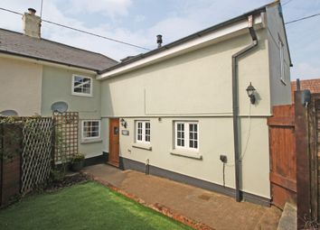 Thumbnail 2 bed semi-detached house for sale in Ebford, Exeter