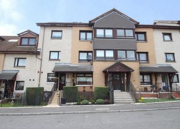 Thumbnail 2 bed flat for sale in Burnett Road, Glasgow, Lanarkshire
