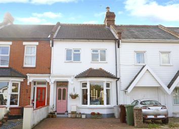 Thumbnail 3 bed terraced house for sale in Church Road, Hadleigh