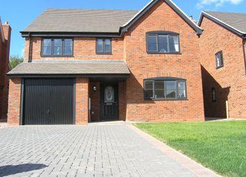 Thumbnail 4 bed detached house for sale in Heath Lane, Ellerdine, Telford