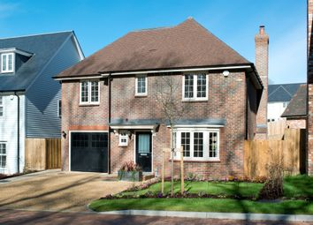 Thumbnail 4 bed detached house for sale in Monks Meadow, Ardingly, Haywards Heath